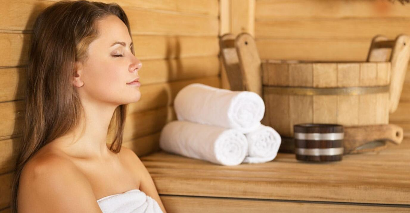 benefit infrared sauna with carbon heaters